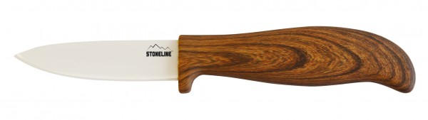 STONELINE® Back to Nature Coltello da cucina in ceramica 18 cm