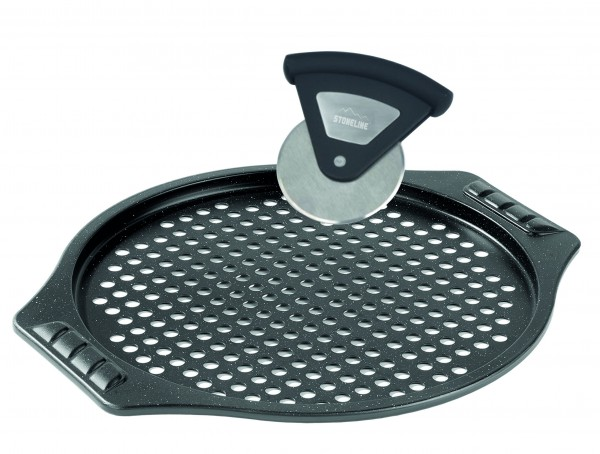 STONELINE® Pizza baking set, set of 2