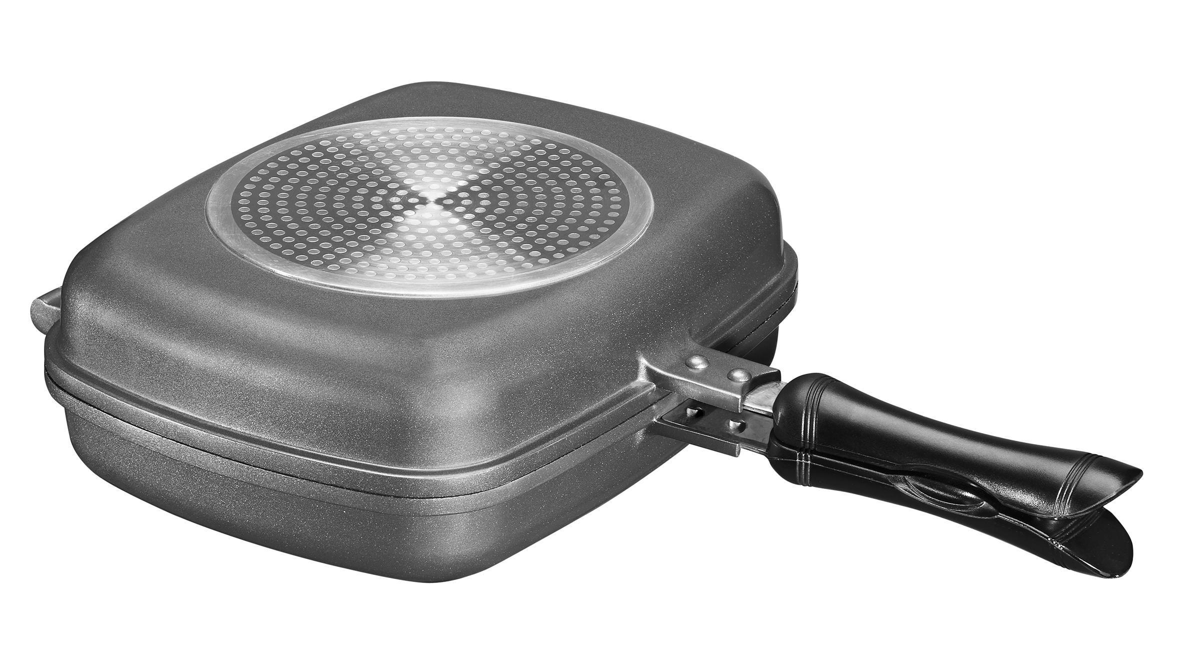 Stoneline 174 Multifunctional Square Double Frying Pan 27 X