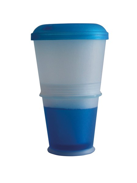 STONELINE® Cereal to-go, blue