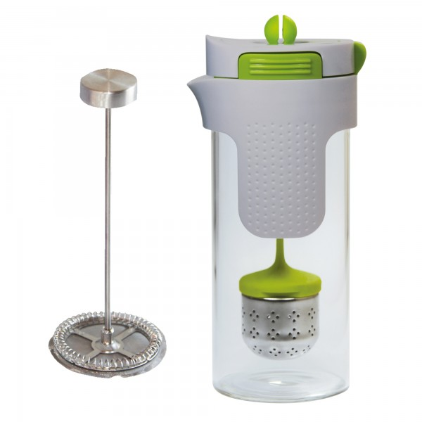 STONELINE® 2in1 french press tea maker 0.75 l