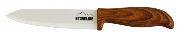STONELINE® Back to Nature Coltello da chef in ceramica 28 cm
