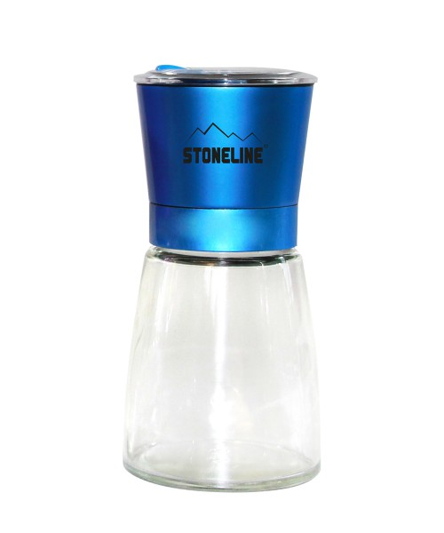 STONELINE® Salt / pepper mill, blue
