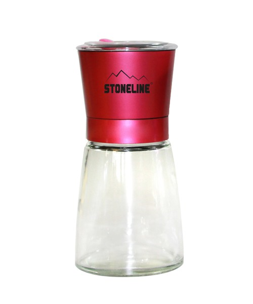 STONELINE® Salt / pepper mill, red