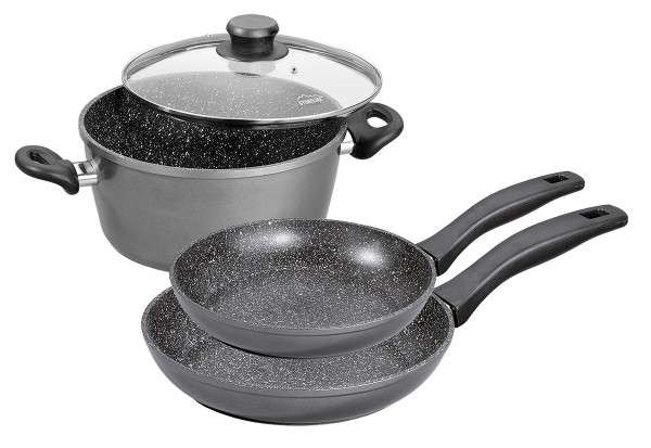STONELINE® Cookware set, set of 4