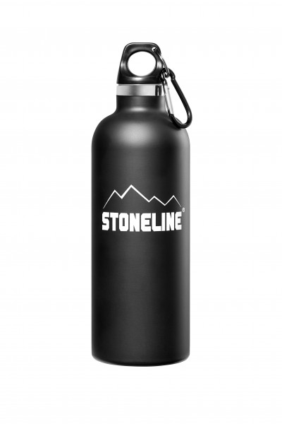 STONELINE® Thermos flask isolation bottle 500 ml, black