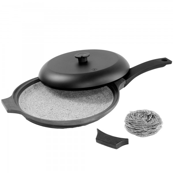 GRANISTYL 24 cm Frying pan with lid