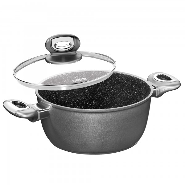 STONELINE® Gourmundo cooking pot 24 cm