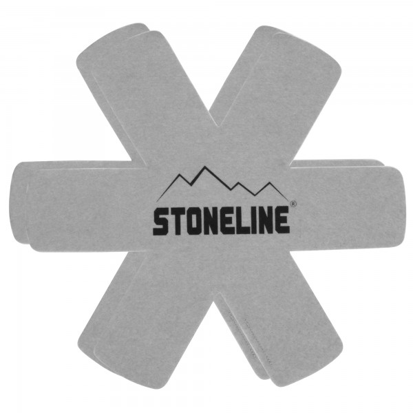 STONELINE® Lot de protection poêles, 2 pcs