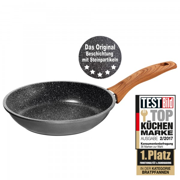 STONELINE® Back to Nature Frying pan 20 cm