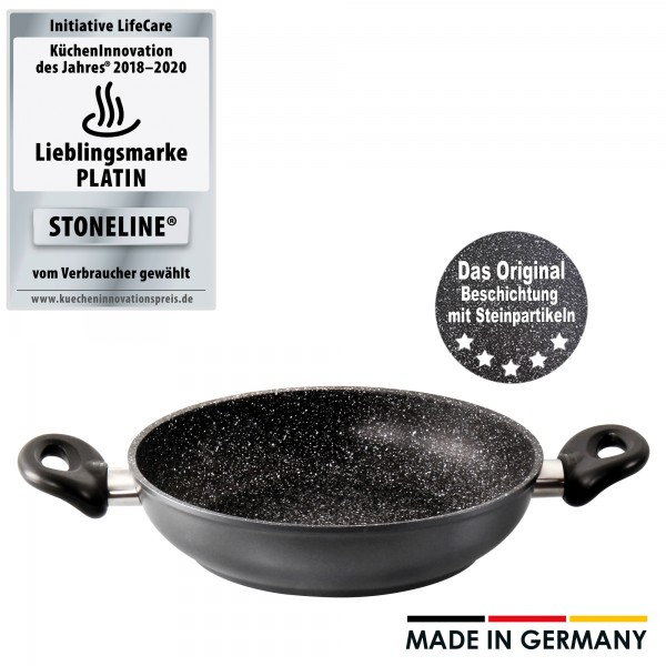 Poêle à servir STONELINE® Made in Germany, 24 cm