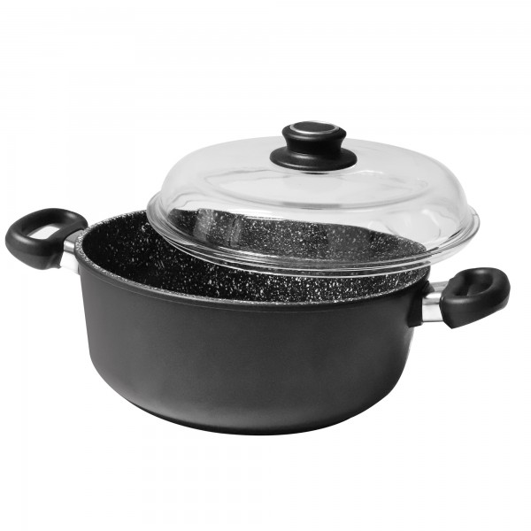 STONELINE® cooking pot 26 cm, Made in Germany
